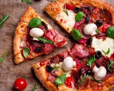 Pizza Speciale Floresti – Cea Mai Delicioasa Pizza Din Romania
