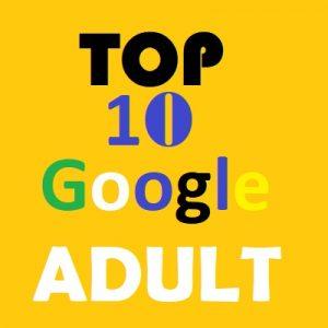 Mega Adult Seo Service Top 10 Google