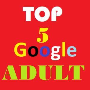 Mega Adult Seo Service Top 5 Google