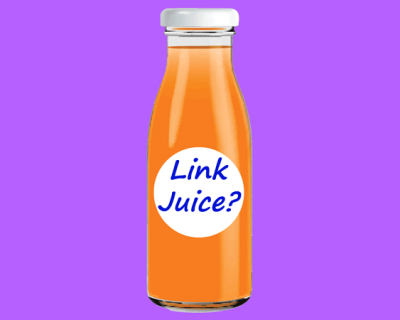 Backlink Juice Definition