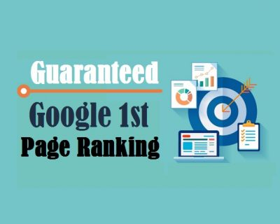 Google's First Page Ranking Seo Service