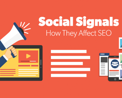 Improving Your Website` s Number Of Social Signals